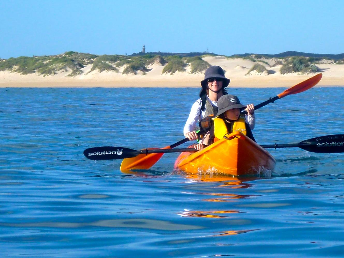 Arvo Cruiser, sea kayak, snorkel, Exmouth, Western Australia, Ningaloo Reef, Exmouth Adventure Co, eco tour, kayak, Ningaloo Reef, Coral Coast