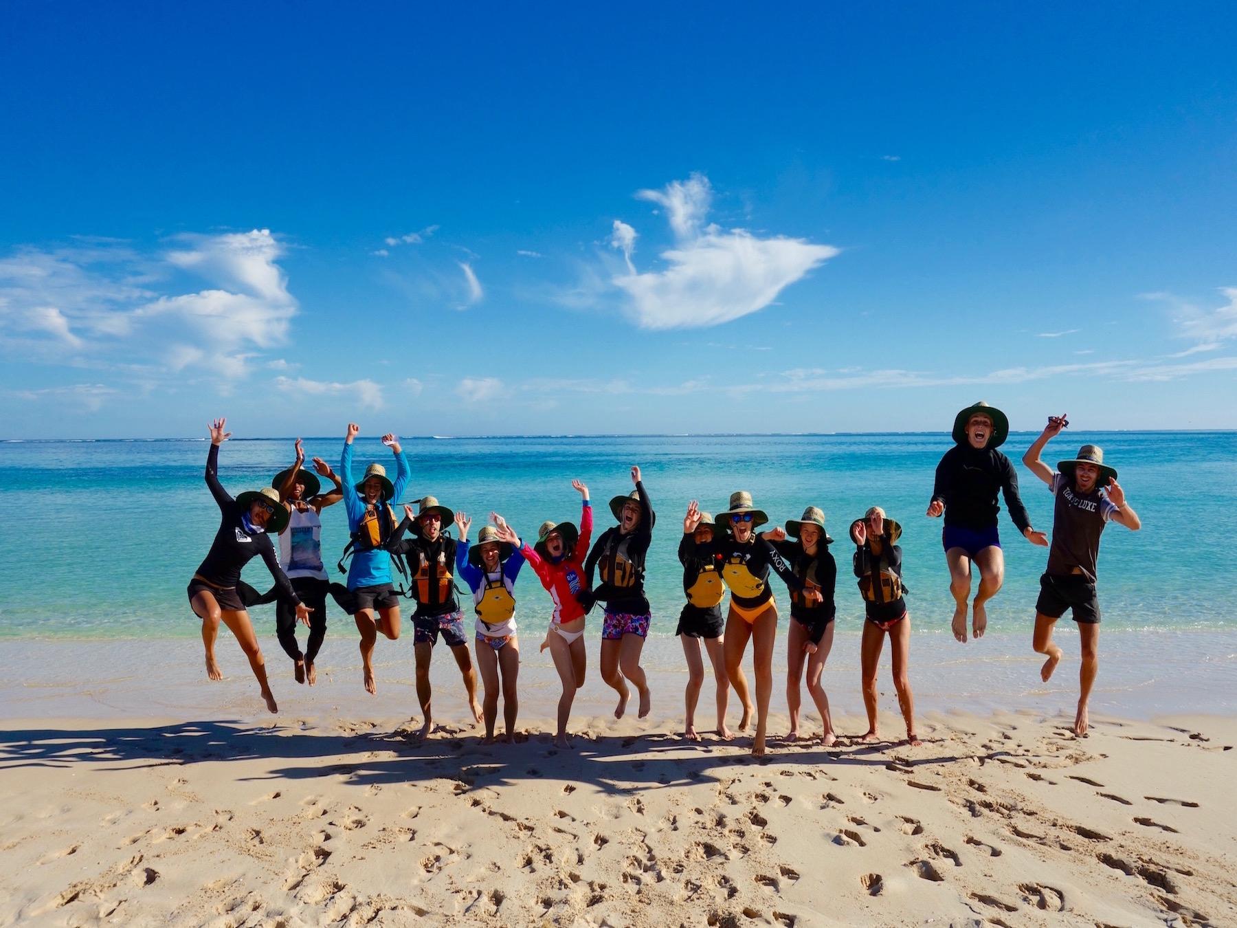 Sea Kayak, Snorkel, Eco Tour, Adventure, Learn to Surf, Stand Up Paddleboard, SUP, Exmouth, Ningaloo Reef, Cape Range National Park, Western Australia, School Programs, Youth, Corporate, Duke of Edinburgh