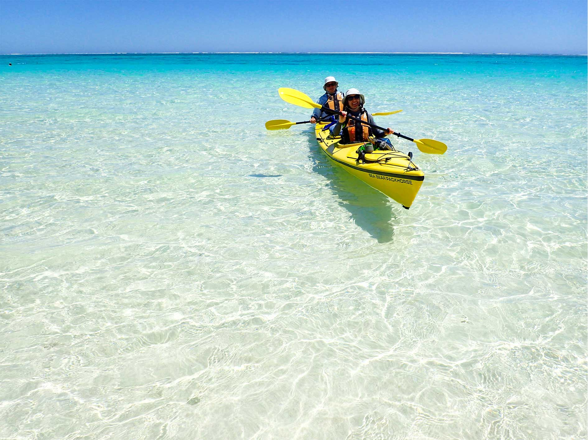 3 day Reef and Beach, 4 day Reef and Beach and Whale Shark Adventure Package, camp, kayak, snorkel, eco tour, Ningaloo Reef, Cape Range National Park, Exmouth Adventure Co, Western Australia