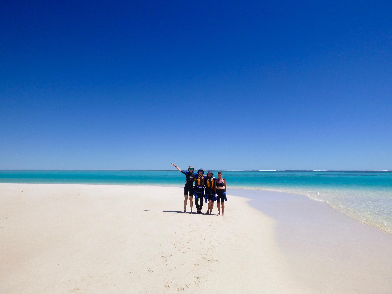 Ultimate Safari, Whale Shark, sea kayak, snorkel, bush walk, base camp, eco tour, Ningaloo Reef, Exmouth, Western Australia