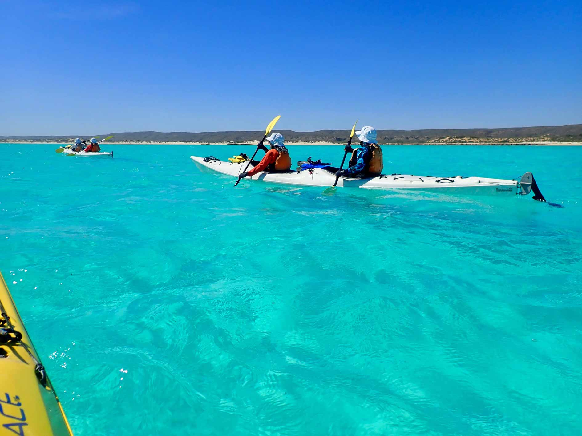 Overnight tours on Ningaloo Reef, Ultimate Safari base camp tour, Exmouth Western Australia
